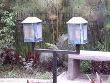 Lamp 03 St. Joseph Garden